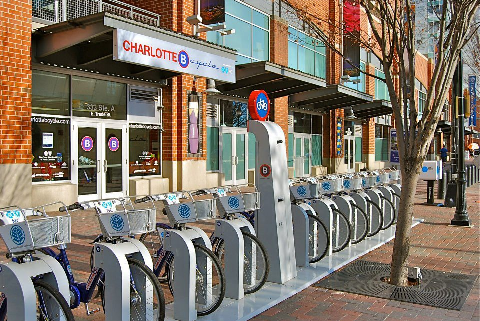 Charlotte BCycle
